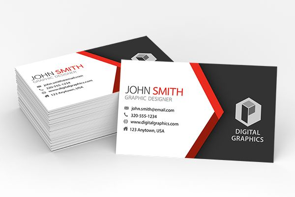 Custom Business Cards | Digital-print-solutions.com