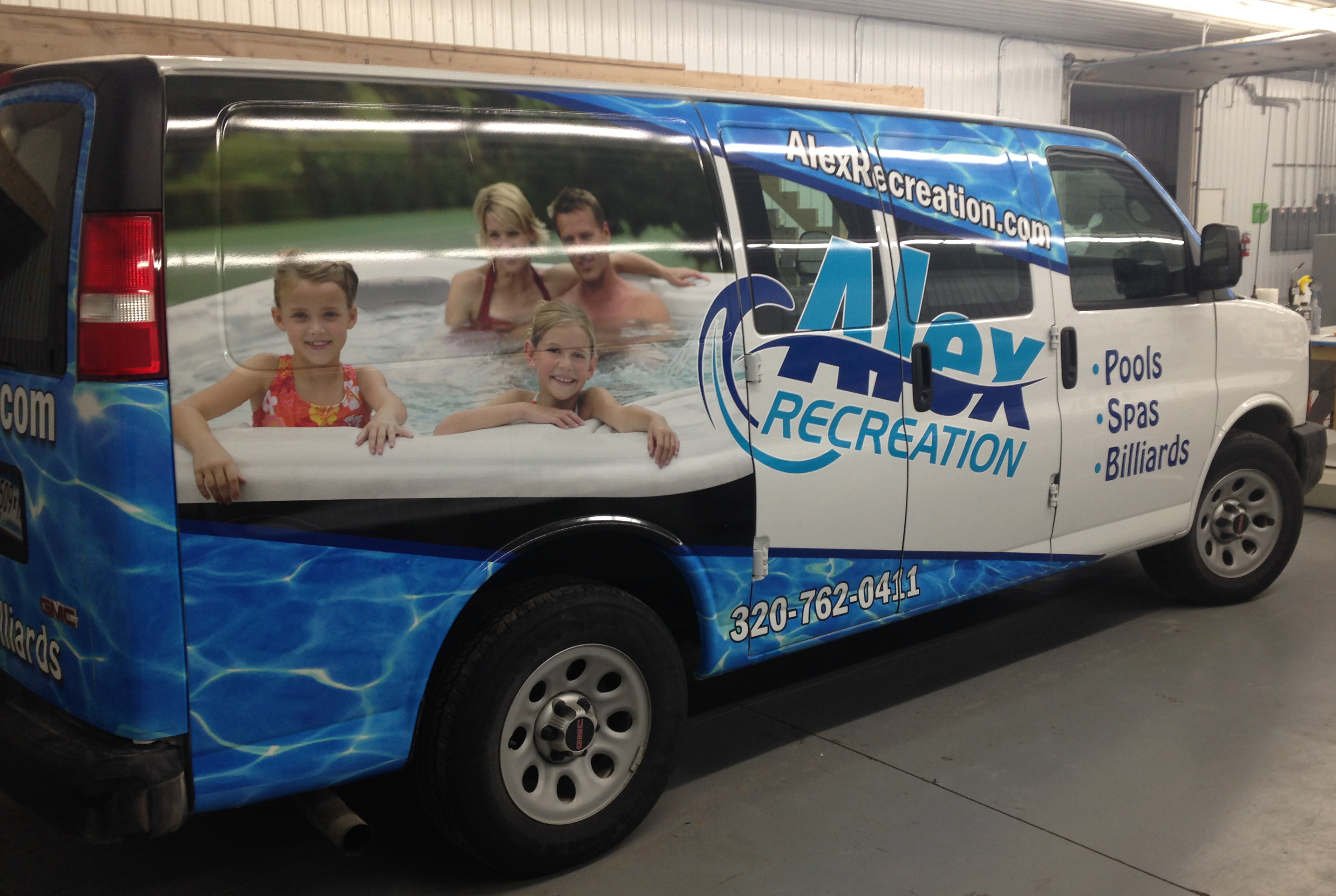 Wholesale Custom Vehicle Wraps | Digital Print Solutions
