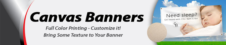 Wholesale Canvas Banners | Digital-Print-Solutions.com