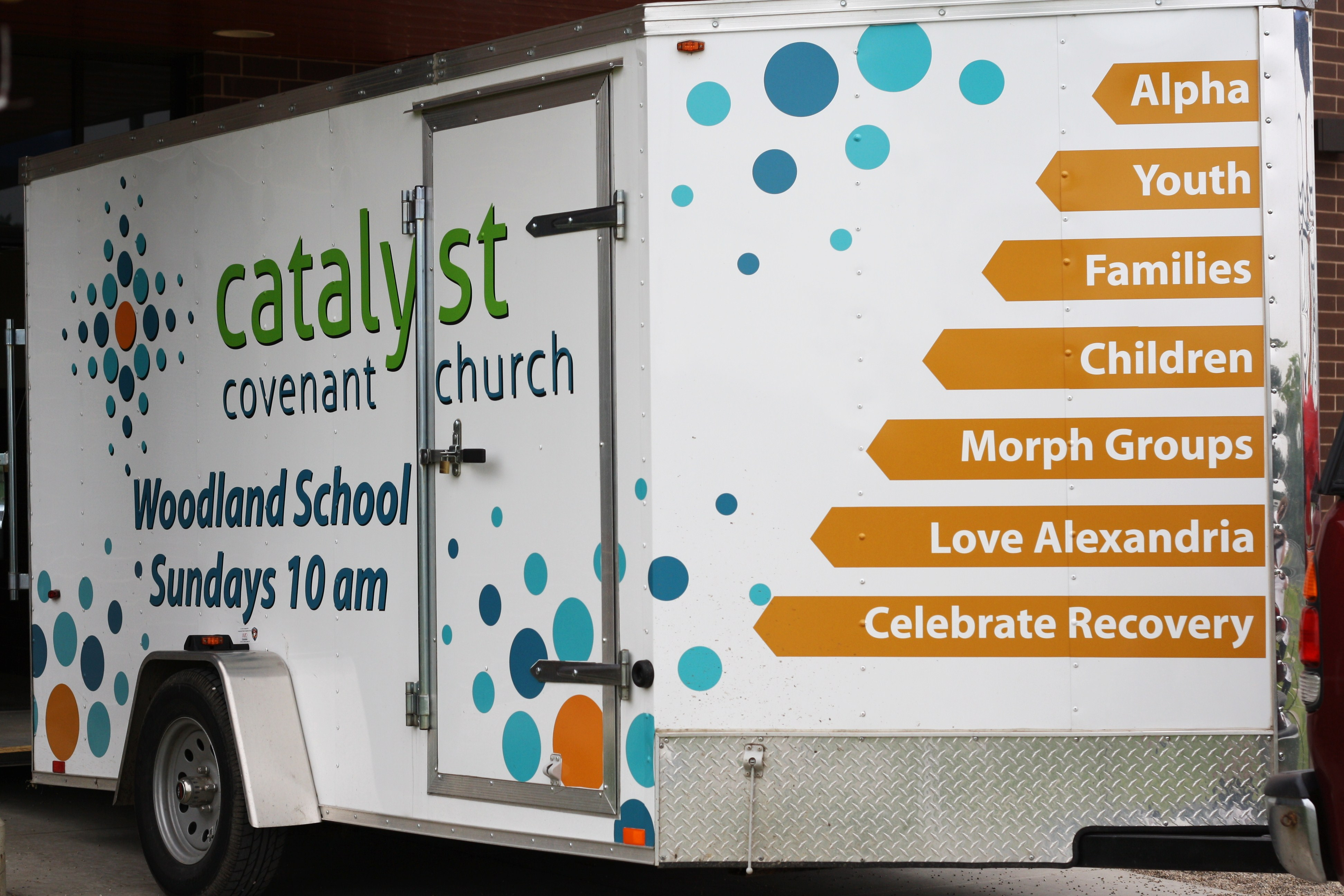 Wholesale Church Decals | Digital Print Solutions