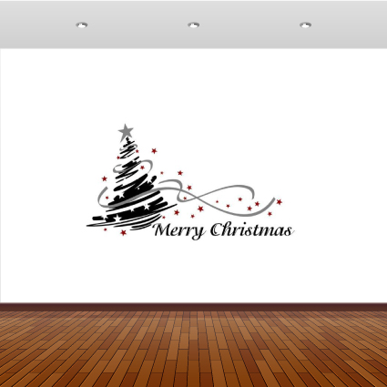Wholesale Christmas Signage - Wall Graphics - Digital Print Solutions