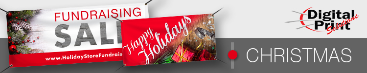 Christmas Signage Ideas - Digital Print Solutions