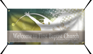 Wholesale Church Banners | Digital Print Solutions
