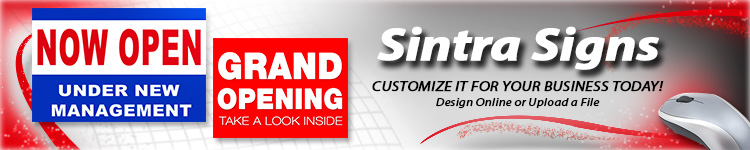 Wholesale Sintra Signs 3mm | Digital Print Solutions