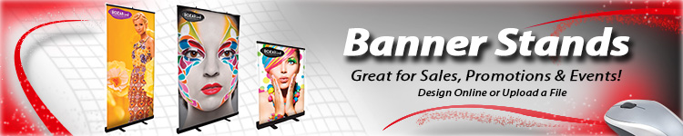 Wholesale Banner Stands & Retractors | Digital Print Solutions