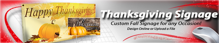 Thanksgiving Signage Ideas - Digital Print Solutions