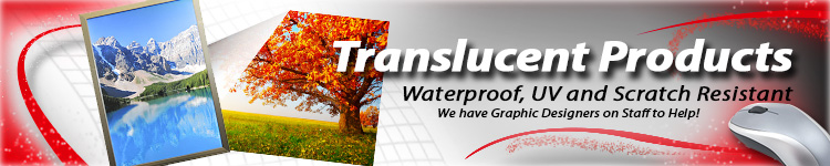 Wholesale Translucent Products | Digital Print Solutions