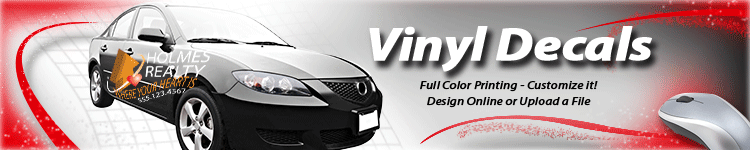 Wholesale Vinyl Decals from Digital Print Solutions
