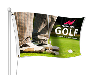 Fabric Flags for Flagpoles | Digital Print Solutions