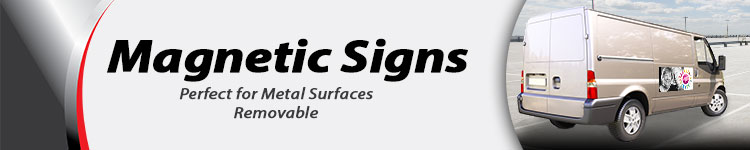 Wholesale Magnetic Signs | Digital-Print-Solutions.com