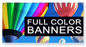 13 oz Vinyl Banners | Digital Print Solutions