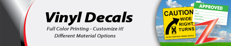 Wholesale Vinyl Decals | Digital-Print-Solutions.com