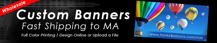 Wholesale Custom Banners for Maine| Digital Print Solutions