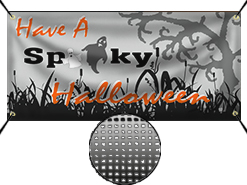 Mesh Banners for Halloween - Resellers Only | Digital Print Solutions