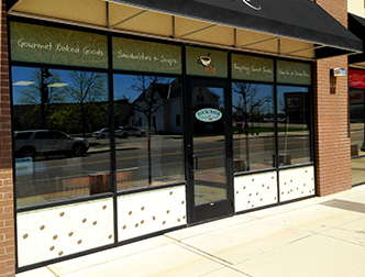 Store Front Decals | Digital Print Solutions
