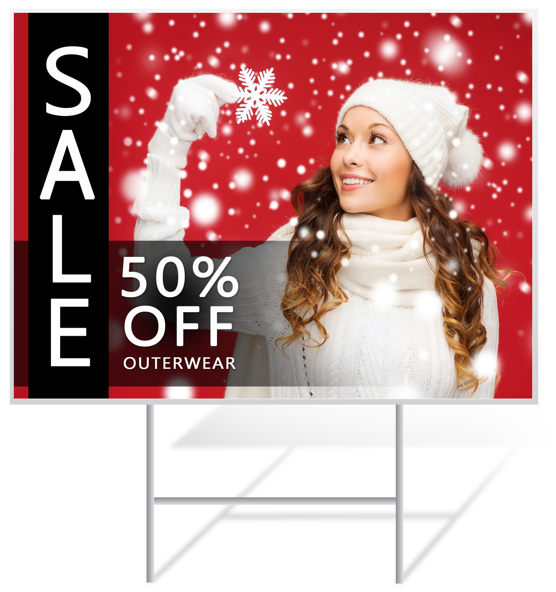 Wholesale Christmas Signage- Yard Signs  - Digital Print Solutions